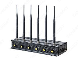 4G Cellphone jammer, 4G 6bands Mobile phone Jammer,Cellular